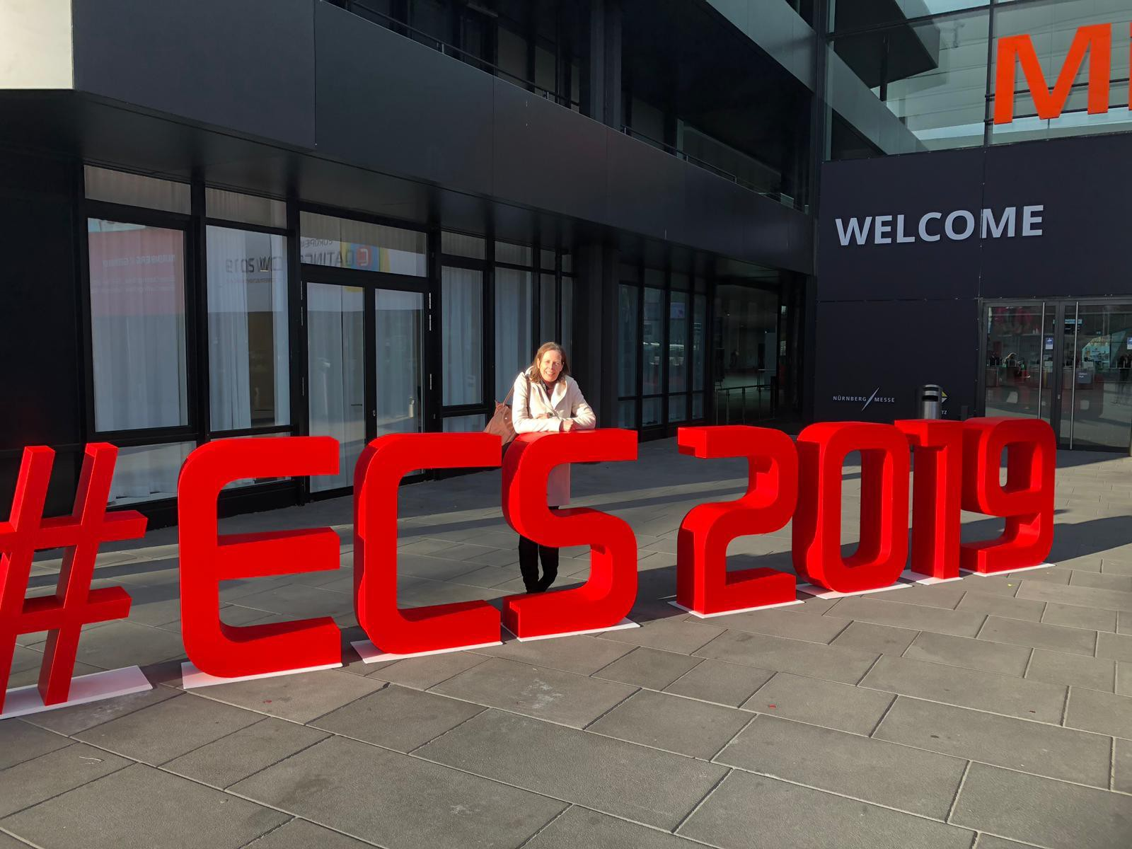 Thank you for visiting us at the ECS 2019